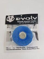 """Evolv Magic Hand Tape 1.5""""x30ft Blue"""