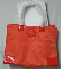 Tory Burch Bag 22139694 Nylon Ella Electric Orange Tote Agsbeagle