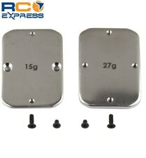 Associated B64 FT Steel Chassis Weights 15g 27g ASC92101