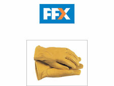 Leather Facility Hand Protections