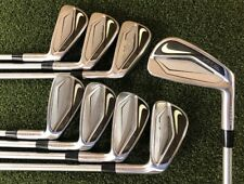 Nike Vapor Pro Combo 3-PW Right Hand Iron Set - KBS C-Taper 130 X-Flex Steel.