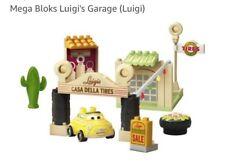 Lego Mega Bloks Luigi's Casa Della Tires 7788 Disney Pixar Cars movie toy set