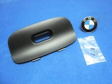 Genuine BMW X5 Cover NEW Towing Hitch Lid Bumper rear 3.0d 3.0i 4.4i 4.6is 4.8is