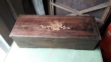 More details for victorian musical box empty