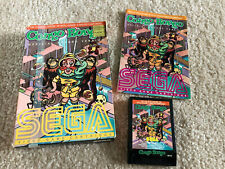 Congo Bongo Intellivision Complete game box & manual CIB Tested Sega Very Rare