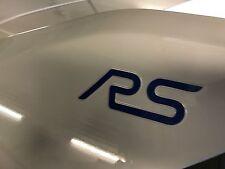 Ford Focus Mk3 Rs Spoiler Vinyl Graphic Badge Insert Logo