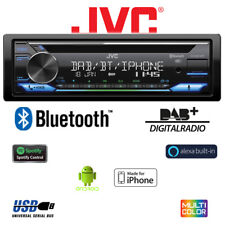 JVC KD-X272DBT- Bluetooth DAB+ Spotify USB Android IPHONE Autorradio