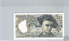 FRANCE 50 FRANCS QUENTIN DE LA TOUR 1983 L.35 N° 860659289