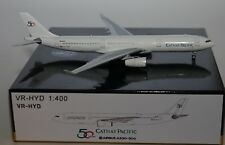 Panda Models PM-VR-HYD Airbus A330-342 Cathay Pacific VR-HYD in 1:400