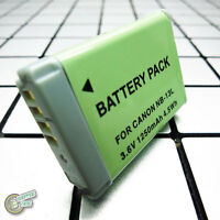 NB13L/NB-13L Battery for Canon PowerShot Power Shot G5X G9X G7X Mark II 2 Mark2