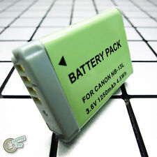NB13L/NB-13L Battery for Canon PowerShot Power Shot G5X G9X G7X Mark II 2 Mark2
