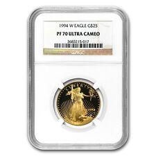 1994-W 1/2 oz Proof Gold American Eagle PF-70 NGC - SKU #19352