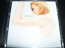 Madonna Something To Remember (the Ballads) (Australia) CD - Like New