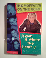 Book~ THE MOFFATTS On The Road ~2000 ~Home Is Where the Heart Is #1 Nancy Krulik