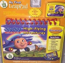 """My First Leap Pad """"Jay Jay The Jet Plane"""" High Flying Adventures (NEW & Sealed)"""