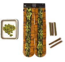 Odd Sox Blunts [] SOCKS Calze 39-46 Stay High Weed POT marijuana Kush TATTOO INK