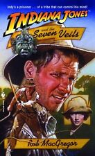 Indiana Jones and the Seven Veils (A Bantam Falcon book) by Rob Macgregor