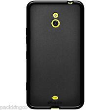 Amzer Pudding TPU Case for Nokia Lumia 1320 (Black)