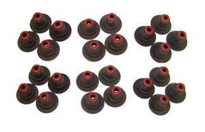 04-19 FITS BUICK CADILLAC CHEVY GMC SATURN SUZUKI 3.6 DOHC VALVE STEM SEALS