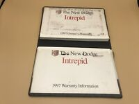 97 1997 Dodge Intrepid owners manual Warranty Information Case