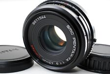 Near Mint!! SMC PENTAX-FA 43mm F1.9 Limited Lens Black from Japan 1539
