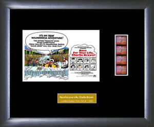 Race for your Life - Charlie Brown - Single film cell ZF1187S1