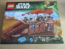 LEGO 75020 Star Wars Jabba´s Sail Barge NEU OVP ungeöffnet