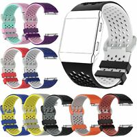 Replacement Silicone Sport Watch Band Wristband Bracelet Strap for Fitbit Ionic