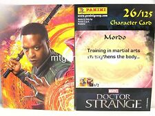 Doctor Strange Movie Trading Card - 1x #026 character Card-TCG