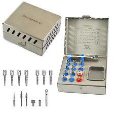 Kit de compresión de hueso de elevación del seno quirúrgica cirugía dental instrumentos de Expansión NUEVO