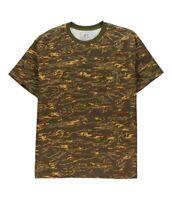 Ecko Unltd. Mens Screenprint Graphic T-Shirt, Green, Large