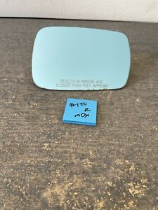 2007-2012 Acura MDX OEM Right Passenger  Door Mirror Glass Heated BLUE   #150