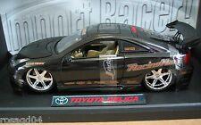 Jada Toys Toyota Celica Black Car Racing Hart Import Racer Die-Cast Tuners 1:18