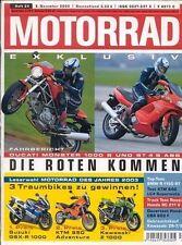M0224 + TOP-Test BMW R 1150 RT + Fahrberichte DUCATI Monster 1000S + ST 4 S