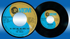 Philippines THE BELLS He Was Me, He Was You 45 rpm Record