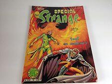 COMICS  EO REVUE SPECIAL  STRANGE   N° 19 1980
