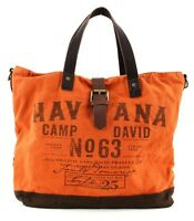 CAMP DAVID Cross Body Bag Ortega River City Shopper Borsa