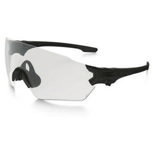 Oakley Industrial Collection Tombstone Spoil Black/Black Clear lenses OO9328-05