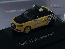 Herpa Audi A1 Follow Me, wörthersee-treffen - audi-pc