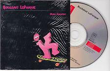 CD CARTONNE CARDSLEEVE 2T BUCKSHOT LEFONQUE MUSIC EVOLUTION DE 1997