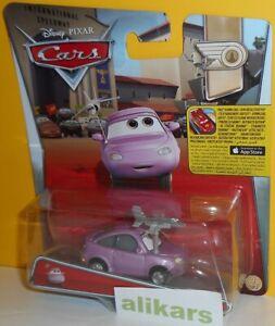 CORIANDER WIDETRACK - Disney Pixar App Mattel new original vehicle 1:55 die-cast