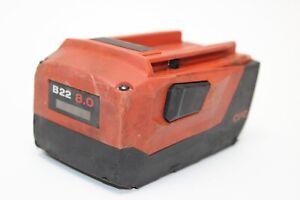 HILTI B 22/8.0 Ah Li-Ion Battery