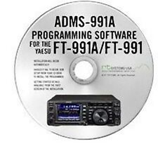 RT Systems FT-991A Programming Software Only for Yaesu FT-991/FT-991A