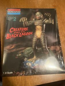 Monogram 6490 Creature from the Black Lagoon 1994 New in Box Factory-Sealed Box