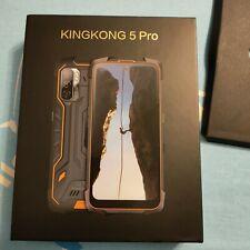 Cubot KingKong 5 Pro 4G Handy 8000mAh NFC 64GB Waterproof Android 11 Smartphone