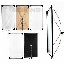 "Meking 40-48"" Flag Reflector Panel 5 in 1 Light Control Photo Studio Photography"