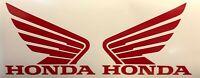Honda Wing Decal Sticker Set Motorcycle Fuel Gas Tank CBR 650 1000 500 150 300