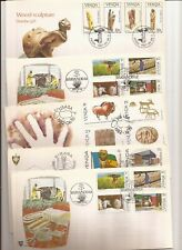 South Africa- (Venda)- 32 Covers/cards/FDsheets (1980s) all different