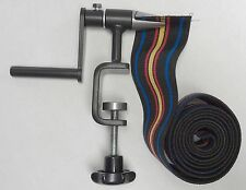Knee Wrap Roller Powerlifting strongman - Save the hands for deadlifting