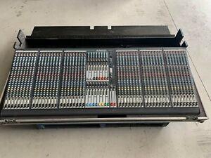 Allen & Heath GL2800M 48 Channel Monitor Console Inc Touring Roadcase